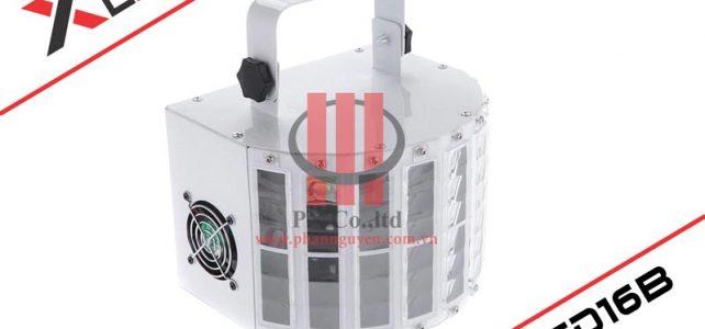 Đèn led Butterfly 16 cho karaoke XLight XL-LED16B