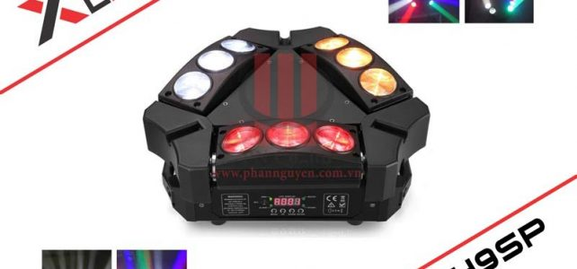 Moving Head 9 XLight XL-MH9SP