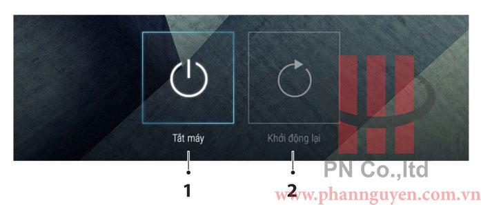 Chức năng cơ bản đầu Hanet PlayX One