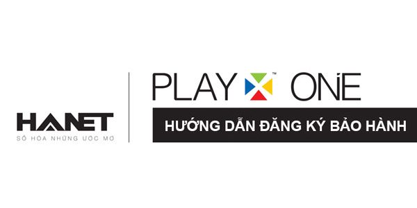 Guidance for activating electronic warranty for Hanet PlayX One
