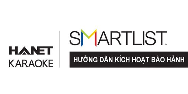 Guide to register and activate the Hanet Smartlist.