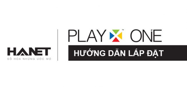 Introduction and installation guide Hanet PlayX One