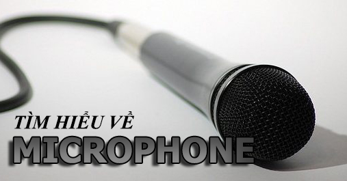 LOOKING FOR MICROPHONE?