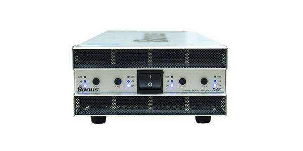 Power Amplifier Bonus D4S