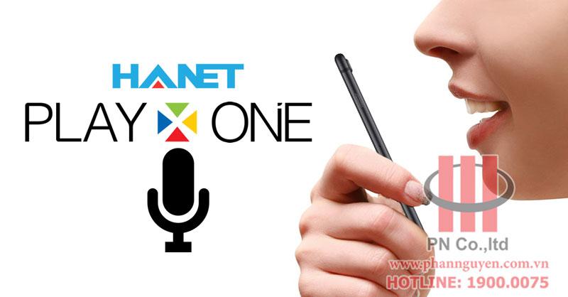 Hanet Smartlist cập nhật tính năng VOICE trên Mobile.