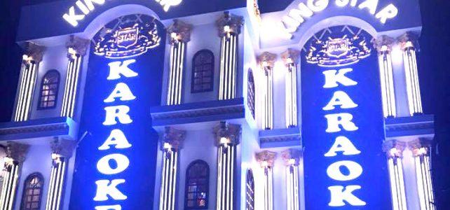 THI CÔNG ÂM THANH TẠI KARAOKE KING STAR – GÒ VẤP