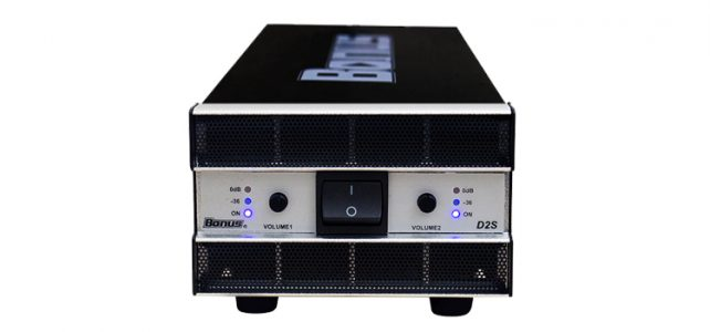Power Amplifier Bonus D2S