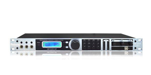 Mixer karaoke digital Bonus MK-336S