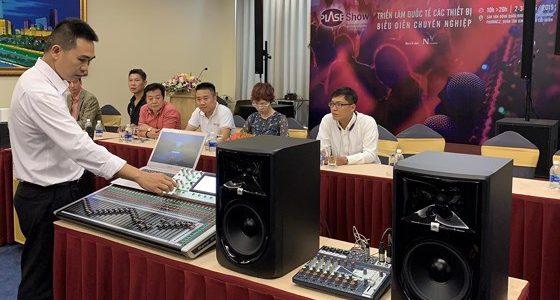 Phan Nguyễn Audio tham dự họp báo PLASE SHOW 2019
