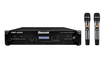 Amply karaoke liền vang số cao cấp Bonus DSP-2400