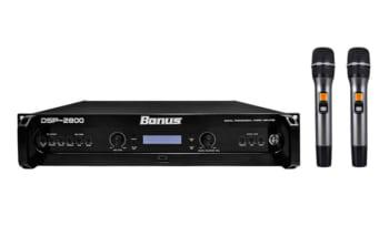 Amply karaoke liền vang số cao cấp Bonus DSP-2800