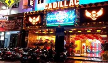 Công trình thi công nội thất phòng karaoke chuyên nghiệp tại Karaoke Cadillac Quận 8