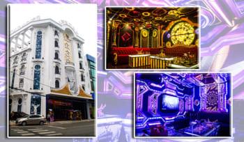Công trình thi công âm thanh chuyên nghiệp tại Karaoke Luxury Star Tân Bình