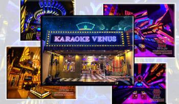 Công trình thi công hệ thống âm thanh chuyên nghiệp tại karaoke Venus - Phú Mỹ, Vũng Tàu